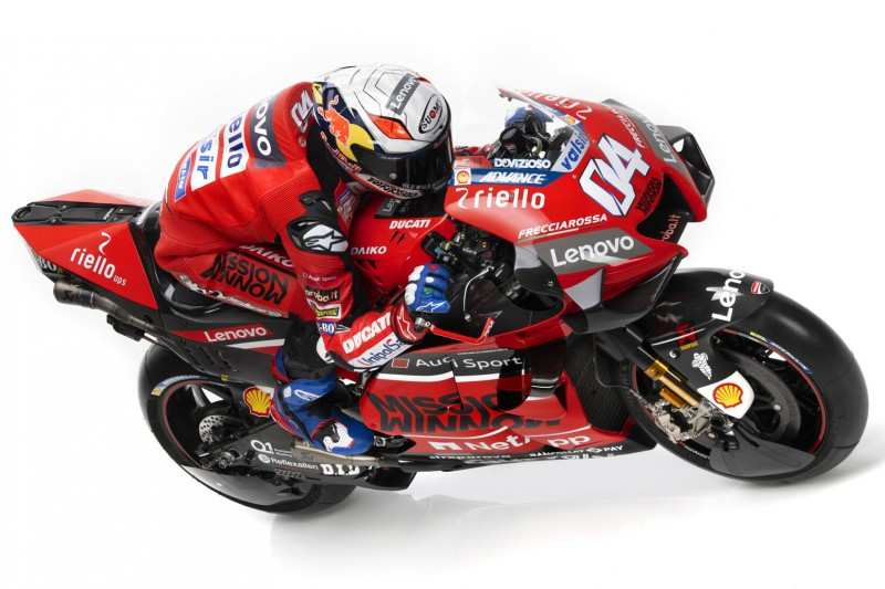 MotoGP-Topspeed: Ducati will Honda in der Saison 2020 wieder abschütteln