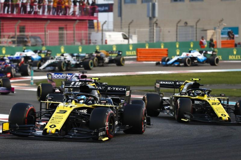 """Renault: 2019 hat die """"treibende Kraft"""" gefehlt"""