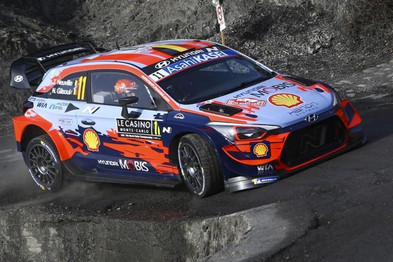 WRC Rallye Monte Carlo 2020: Hochspannung vor dem Schlusstag
