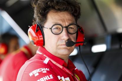 Ein Jahr Ferrari-Teamchef: Mattia Binotto zieht Bilanz
