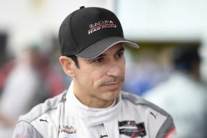24h Daytona: Mazda schießt Acura ab - Castroneves außer sich