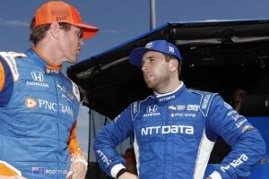 """Indy-Star Dixon über DTM-Rookie Ed Jones: """"Sehr fähiger Fahrer"""""""