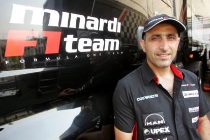 Chanoch Nissany: Der ungewöhnlichste Formel-1-Testfahrer aller Zeiten