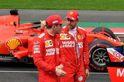 Nach Brasilien-Crash: Vettel & Leclerc haben Binotto gemeinsam angerufen