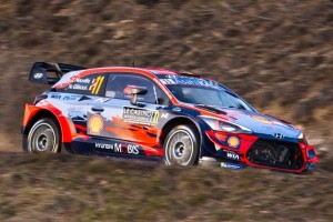 WRC Rallye Monte Carlo 2020: Thierry Neuville ringt die Toyotas nieder
