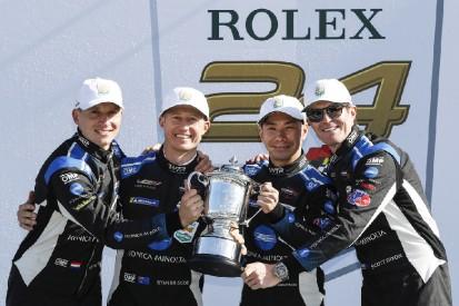 Dixon, Kobayashi und Co.: Die Stimmen der Daytona-Sieger 2020