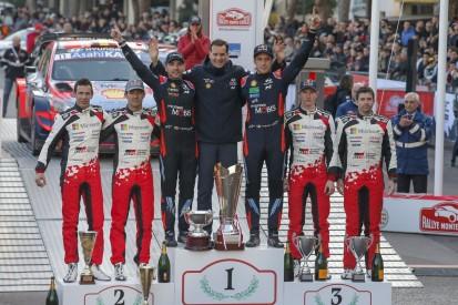 WRC Rallye Monte Carlo 2020: Die Stimmen der Top 3