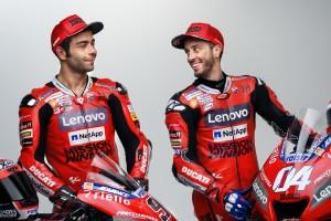 """Ducati: Italienische Fahrer zu haben, """"ist nicht so wichtig"""""""