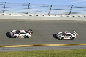 Daytona: Neuer Porsche 911 mit Doppel-Podium beim USA-Debüt