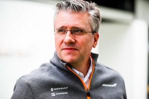 Renault: Technischer Direktor Pat Fry beginnt Anfang Februar