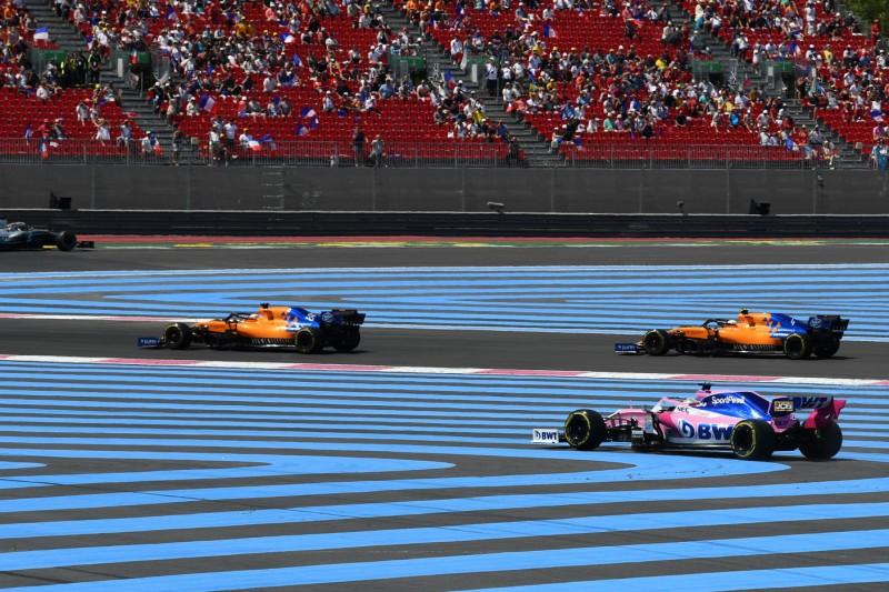 Frankreich-Grand-Prix: Änderung am Streckenlayout, Boullier neuer Chef