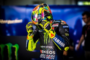 Was den MotoGP-Rennanzug von Valentino Rossi so besonders macht
