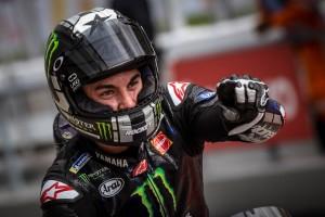 MotoGP-Fahrermarkt: Maverick Vinales verlängert bei Yamaha