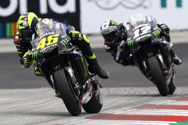 """Nach Vinales-Deal mit Yamaha: """"Rossi hört auf, wenn..."""""""