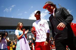 Fernando Alonso meint: Kenne Lewis Hamiltons Schwäche