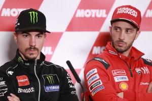 "MotoGP-Manager: ""Dass Vinales bei Yamaha bleibt, ist Ducatis Schuld"""