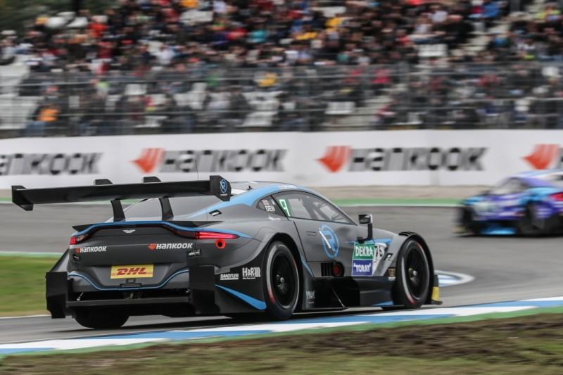 DTM-Einsatz durch HWA: Aston Martin erteilt Absage