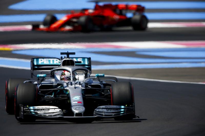 Formel-1-Statistik: Das Kräfteverhältnis 2019 im Detail