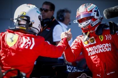 """Ferrari-Teamchef: Rivalität zwischen Vettel & Leclerc ein """"Vorteil"""""""