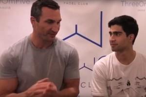 Correa bei Wladimir Klitschko: Jeder Tag ein Kampf gegen den Schmerz