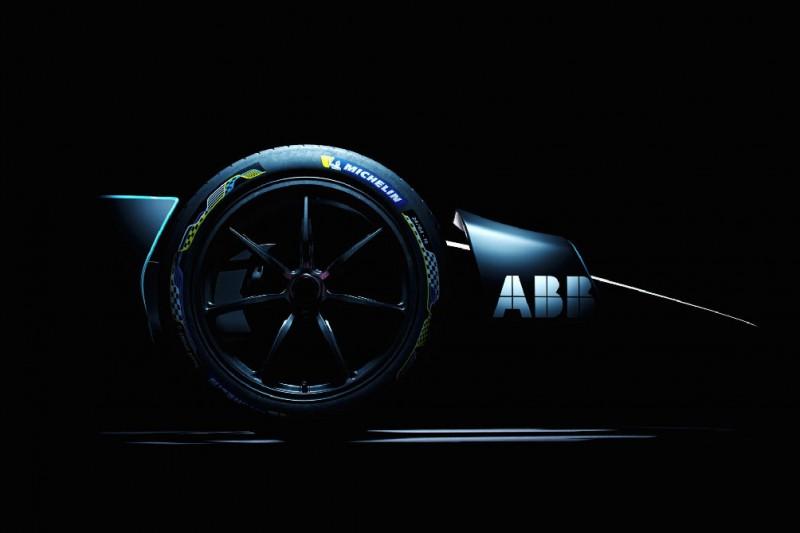 Kleiner Teaser: Formel E gibt Einblick auf neues Gen2-Auto ab 2020
