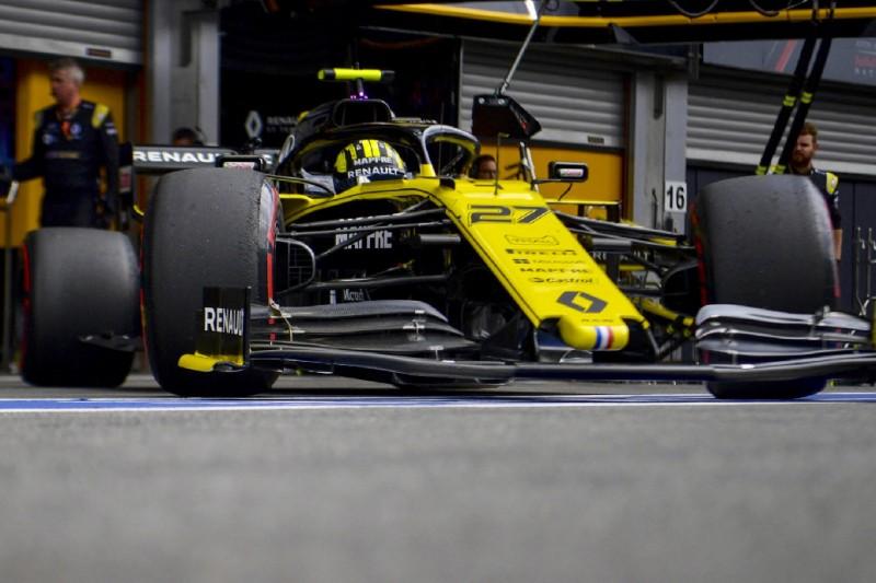 Formel-1-Startnummern: Was passiert mit Hülkenbergs 27?