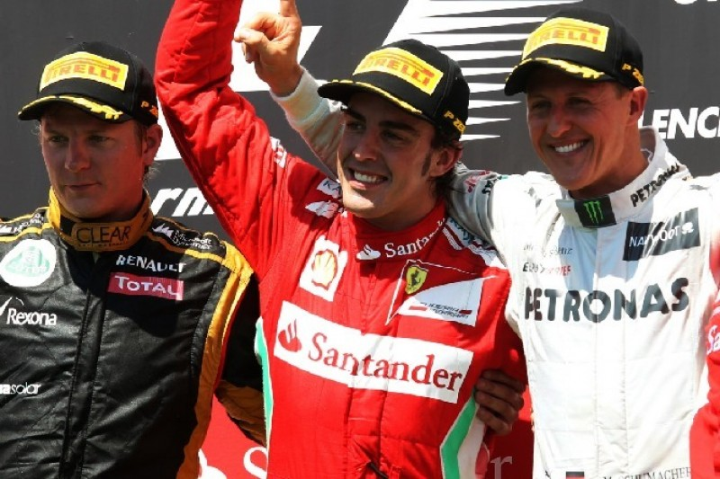 "Formel-1-Comeback mit fast 40? Alter wäre laut Alonso ""kein Problem"""