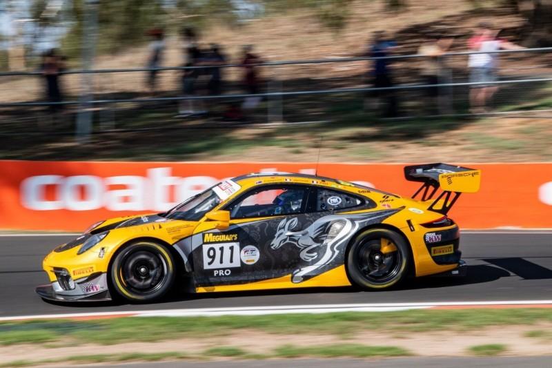 12h Bathurst 2020: Campbell beschert Porsche erste Pole