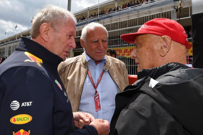 "Helmut Marko: Niki Lauda ist ""nicht ersetzbar"""
