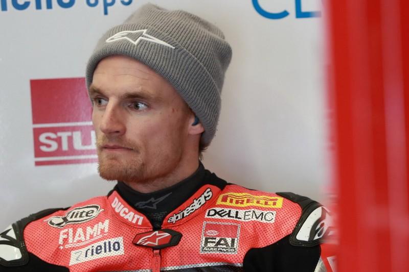 Ex-Werkspilot Michel Fabrizio: Warum hält Ducati an Chaz Davies fest?