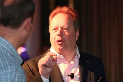 Aston-Martin-Geschäftsführer Palmer: Wollen mindestens aufs Podium!
