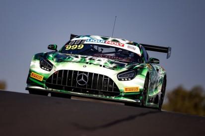 12h Bathurst nach drei Stunden: Unfälle für Aston Martin und Audi