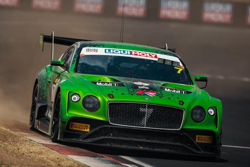 12h Bathurst 2020: Bentley bricht den Mount-Panorama-Fluch