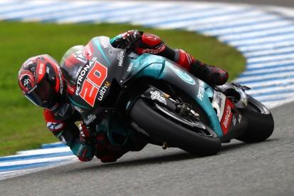 """""""Yamaha wollte mich wirklich"""": Fabio Quartararo von Vertrauen überzeugt"""