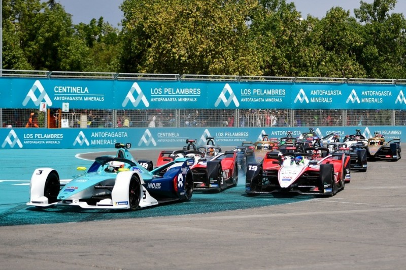 Wegen Coronavirus: Formel-E-Rennen in China verschoben
