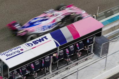"Racing Point will 2020 ""Best of the Rest"" werden"