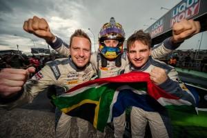 Bathurst-Sieger: Erst Reifenfrust, dann Siegesfahrt mit Flugangst
