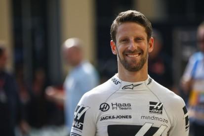 """""""Immer noch verliebt"""": Romain Grosjean denkt nicht an Formel-1-Abgang"""