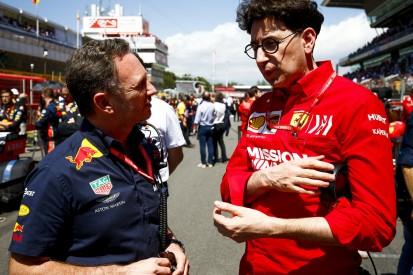 Binotto: Ferrari muss 2020 im politischen Spiel besser werden