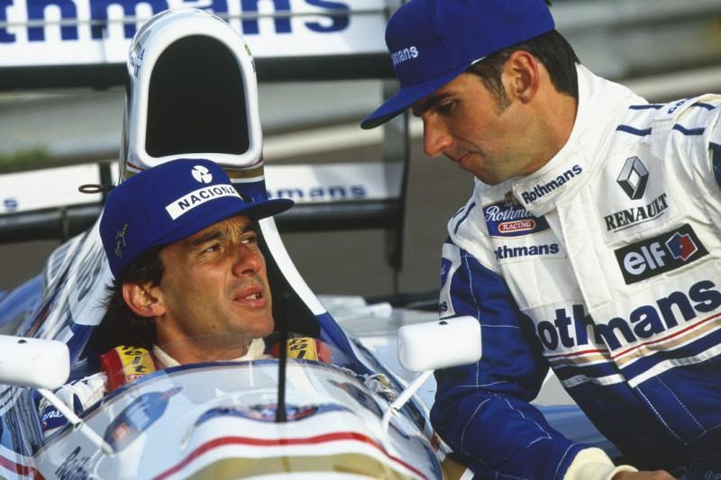 """Hill vergleicht Senna & Prost: """"Hatten sehr unterschiedliche Arbeitsweisen"""""""
