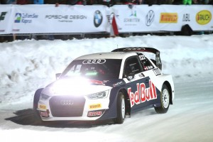 GP Ice Race 2020: Die Bilder vom Eisspektakel in Zell am See