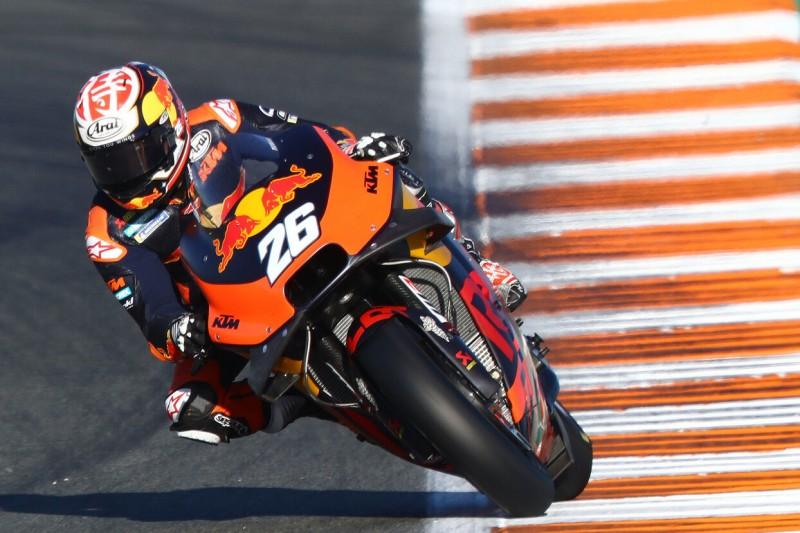 Shakedown-Test in Sepang: KTM vorn, Jorge Lorenzo wartet weiter ab