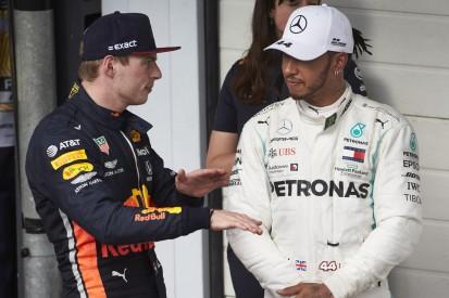 Max Verstappen: Lewis Hamilton ist gut, aber kein Gott!