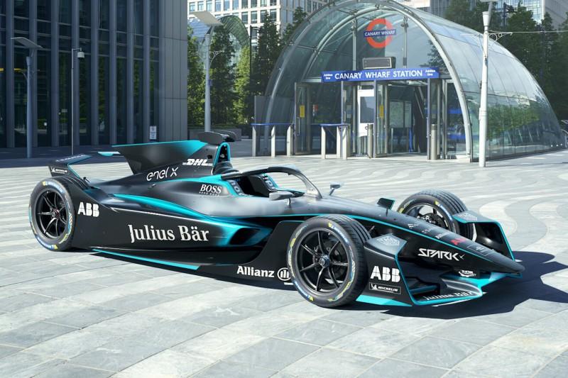 Formel E präsentiert neues Gen2-EVO-Auto