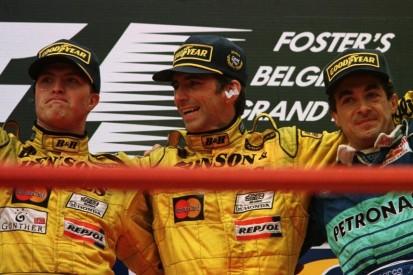 Damon Hill über Spa 1998: War eigentlich alles ganz anders ...
