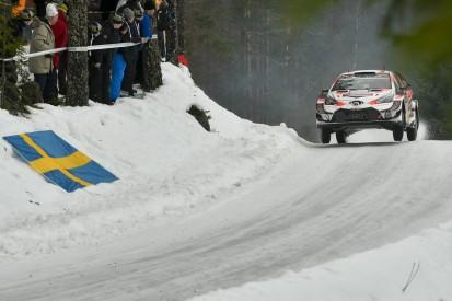 Zu wenig Schnee: Wird auch die Rallye Schweden abgesagt?