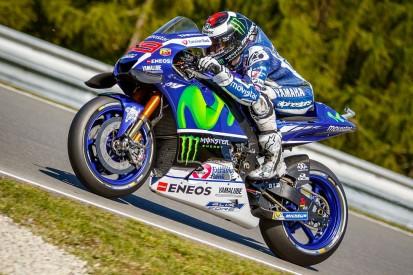 """Jorge Lorenzo erleichtert: """"Die Yamaha hat ihren Charakter nicht verloren"""""""