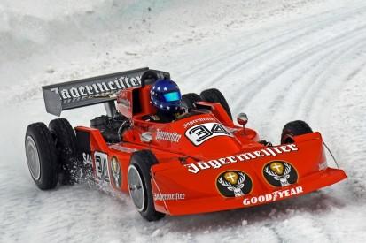 """""""War das geil!"""": """"Strietzel"""" Stuck begeistert mit Formel 1 auf Eis"""