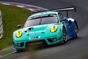 Zwei Porsche in der VLN: Falken verkauft BMW