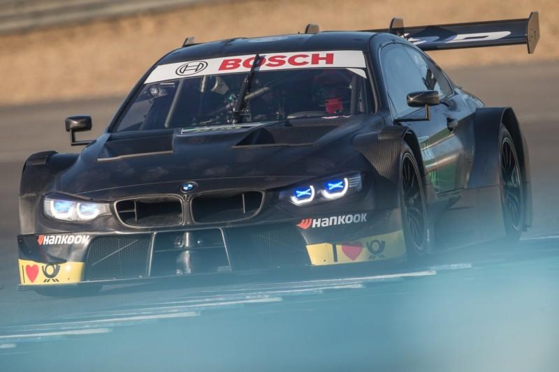 DTM testet in Vallelunga: So läuft einziger Herstellertest